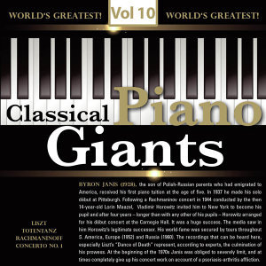 Classical - Piano Giants, Vol.10