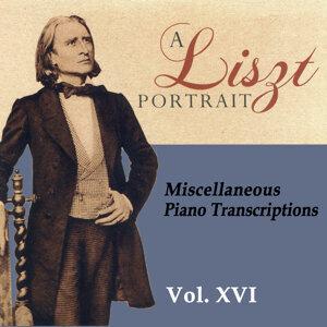 A Liszt Portrait, Vol. XVI
