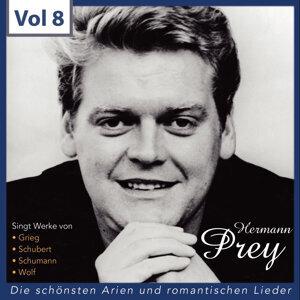 Hermann Prey- Die schönsten Arien und romantischen Lieder, Vol. 8