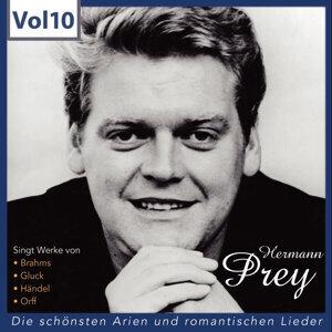 Hermann Prey- Die schönsten Arien und romantischen Lieder, Vol. 10