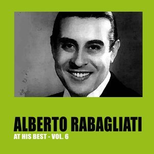 Alberto Rabagliati at His Best, Vol. 6