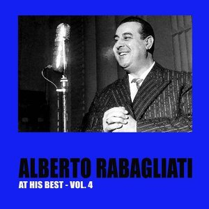 Alberto Rabagliati at His Best, Vol. 4