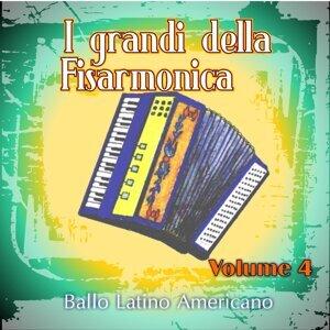 I grandi della fisarmonica, Vol. 4 - Ballo Latino Americano