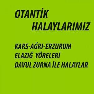 Otantik Halaylarımız - Kars, Ağrı, Erzurum, Elazığ Yöreleri Davul Zurna İle Halaylar