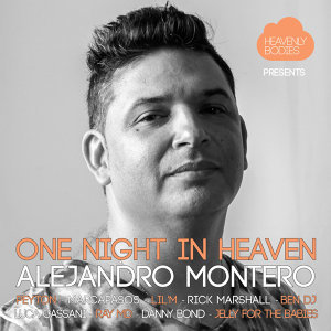One Night In Heaven, Vol. 18 - Selected & Mixed by Alejandro Montero