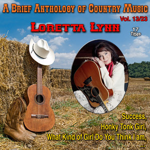 A Brief Anthology of Country Music - Vol. 13/23