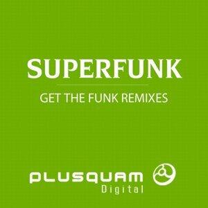 Get The Funk Remixes