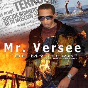 Be My Hero (feat. Sandrel)