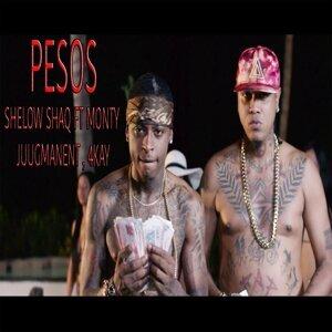 Pesos (feat. Monty, Juugmanet & 4kay)