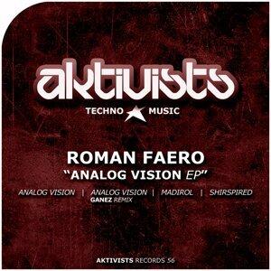 Analog Vision - EP