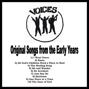 Original Songs From the Early Years