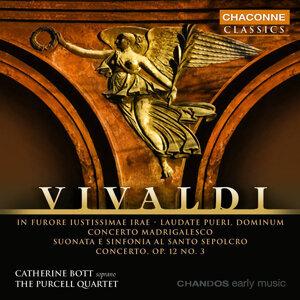 Vivaldi: In Furore Iustissimae Irae / Laudate Pueri Dominum / Sonatas / Concerto for Strings