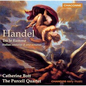 Handel: Trio Sonatas / Tra Le Fiamme / Notte Placida E Cheta