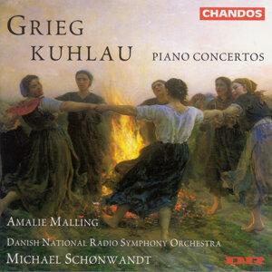 Kuhlau / Grieg: Piano Concertos