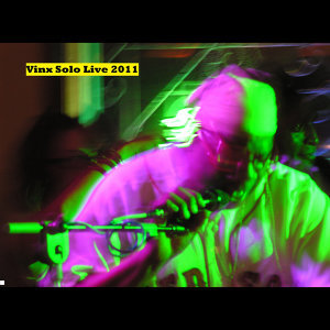 Vinx Solo Live 2011: The Sharon Arts Center