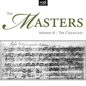 The Masters Vol. 3: The Classicists: Beethoven: The Violin In The Classicist Parlor