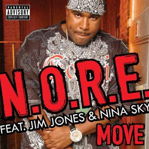 Move (feat. Jim Jones & Nina Sky) - Single