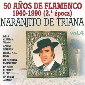 50 Años de Flamenco, Vol. 4: 1940-1990 - 2ª Epoca