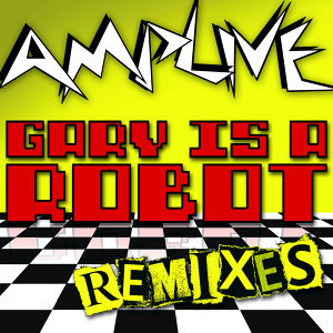 Gary Is A Robot Remixes