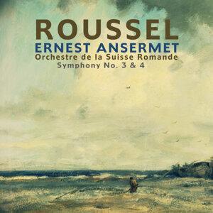 Roussel: Symphony No. 3 & 4