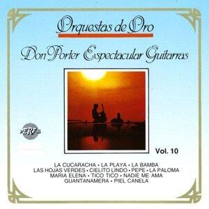 Orquestas de Oro, Vol. 10 - Espectacular Guitarras