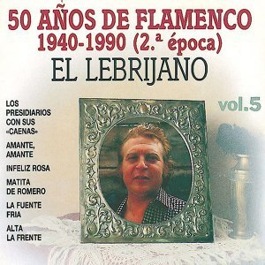 50 Años de Flamenco, Vol. 5 : 1940-1990 - 2ª Epoca