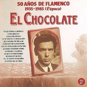 50 Años de Flamenco, Vol. 10:  1935-1985 - 1ª Epoca