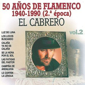 50 años de Flamenco, Vol. 2: 1940-1990 - 2ª Epoca