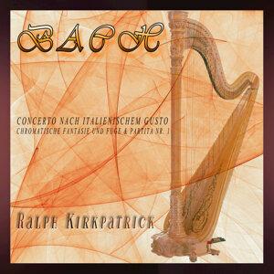 Bach: Concerto Nach Italienischem Gusto, Chromatische Fantasie Und Fuge & Partita Nr. 1