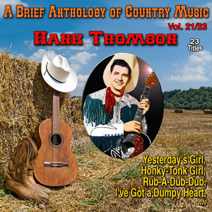 A Brief Anthology of Country Music - Vol. 21/23