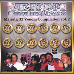 Majestic 12- Venom Compilation Vol. 2