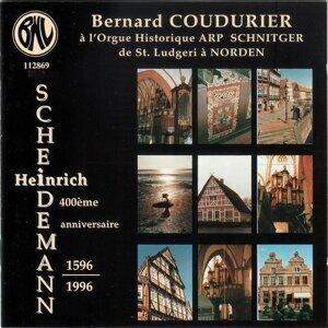 Scheidemann: Œuvres d'orgue - 400e anniversaire de la naissance de Scheidemann