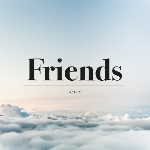 朋友 (FRIENDS)
