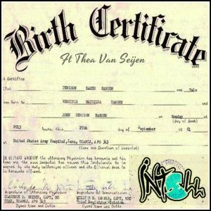 Birth Certificate (feat. Thea Van Seijen)