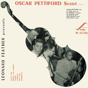 Oscar Pettiford Sextet - Jazz Connoisseur
