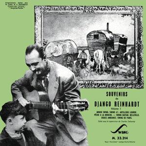 Souvenirs de Django Reinhardt  - Jazz Connoisseur