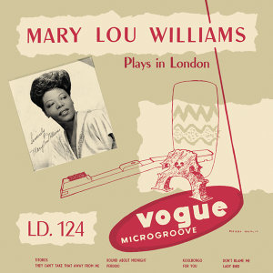Mary Lou Williams Plays in London - Jazz Connoisseur