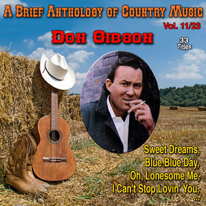 A Brief Anthology of Country Music - Vol. 11/23