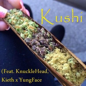 Kushi (feat. Kieth & Yung Face)