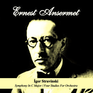 Ígor Stravinski: Symphony In C Major / Four Studies For Orchestra