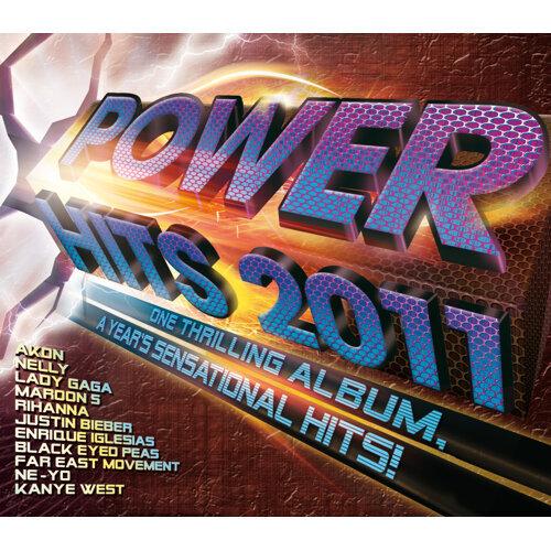 Power Hits 2011 - CD