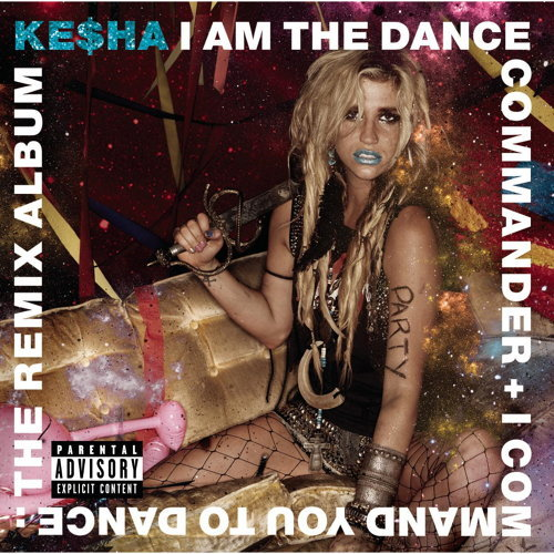 I Am the Dance Commander+I Command You to Dance:The Remix Album