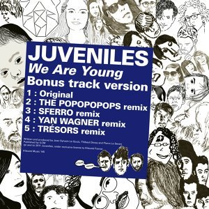 Kitsuné: We Are Young - Bonus Track Version