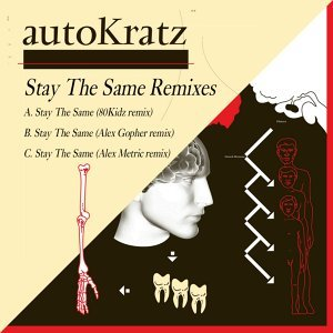 Kitsuné: Stay the Same Remixes - EP