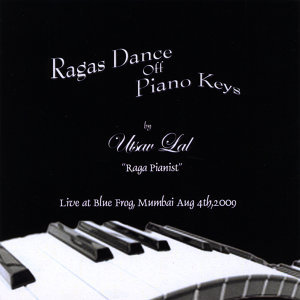 Ragas Dance off Piano Keys