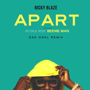 Apart - Sak Noel Remix