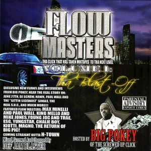 Flow Masters Volume 1 : The Blast Off