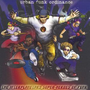 The Interplanetary Super-Heroes Of Funk