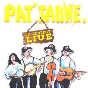 Pat'jaune - Le concert Live