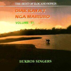 The Best of Ilocano Songs, Vol. 41 - Diak Kaya't Nga Mairubo